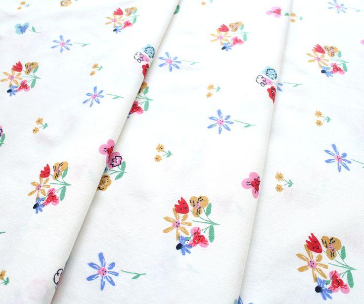 Birch Fabrics Wonderland Golden Afternoon