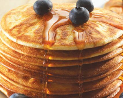 Pancakes classiques Recette -