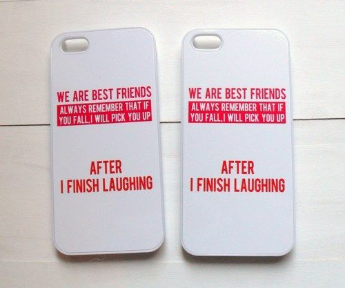After I Finish Laughing Best Friend Cases @hanna l