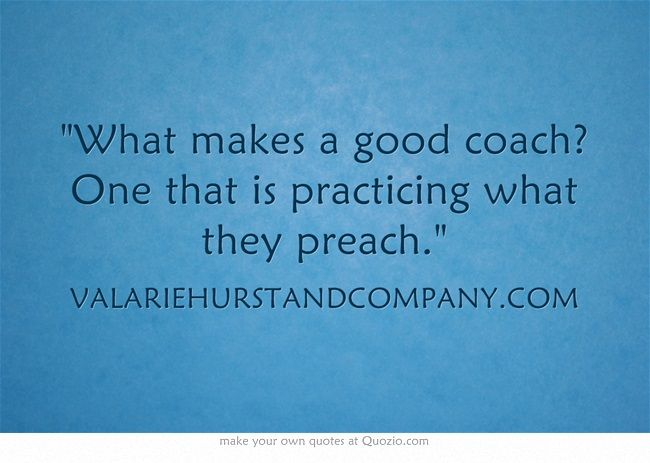 Confessions of a Story Coach