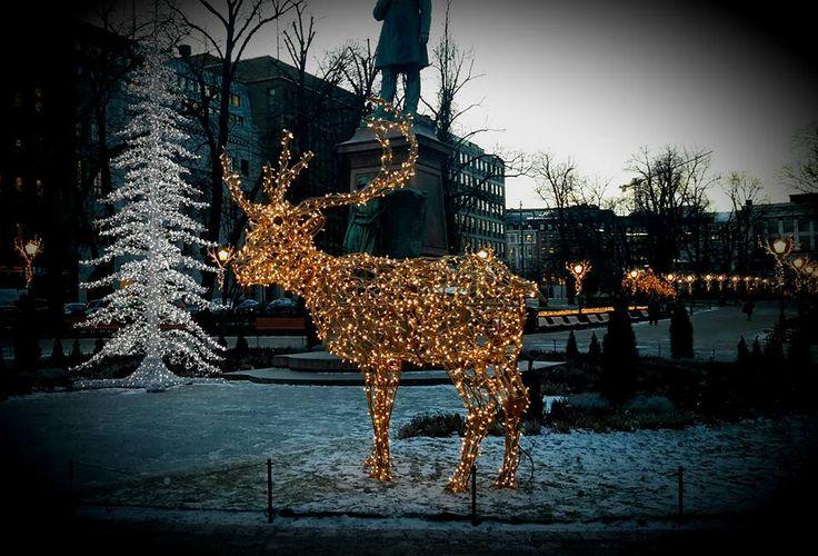 Helsinki Esplanade park
