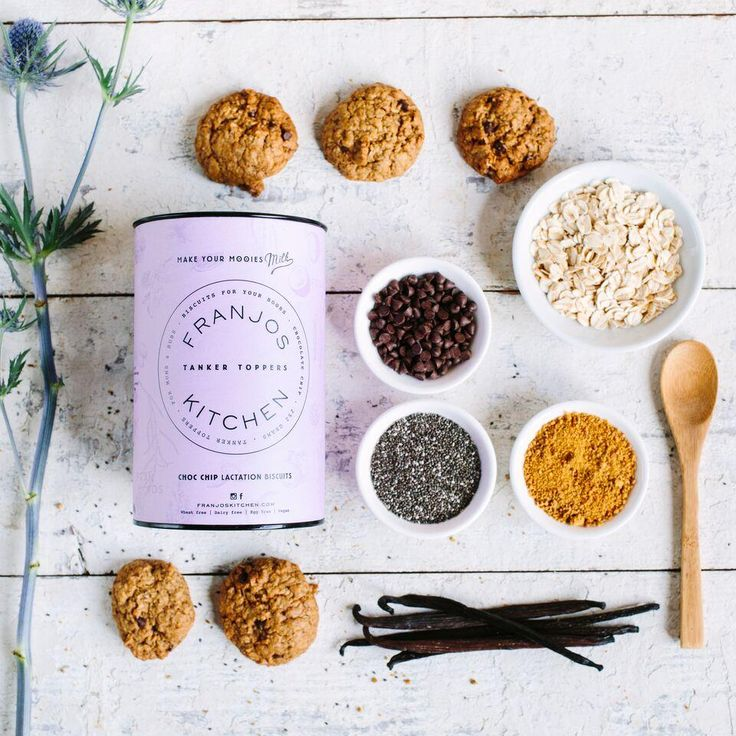 Franjos Kitchen Lactation Cookies for Breastfeeding Support at Thistle & Roo in Perth