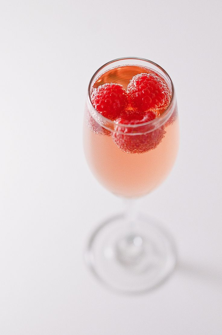 Just because you're eating in, doesn't mean you can't enjoy yourself. Try this Pink Champagne Punch Recipe with your next brunch or dinner to take things up a notch. #eatinmonth #treatyoself