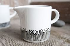 Decorated with Porcelain Pen
