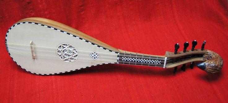 Guitarra Medieval