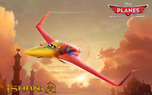 Disneys Planes Movie Wallpaper Ishani Disney Planes 2013 Movie Wallpapers, Facebook Cover Photos & Character Icons