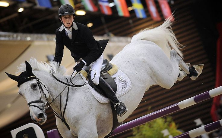 Ben Maher Leads British Charge at the Horse of the Year Show   Show jumper Ben Maher makes his first competitive appearance in Britain since becoming the world No. 1 ranked rider when he lines up at the Horse of the Year Show at the NEC Birmingham. #HorseoftheYearShow, #BenMaher