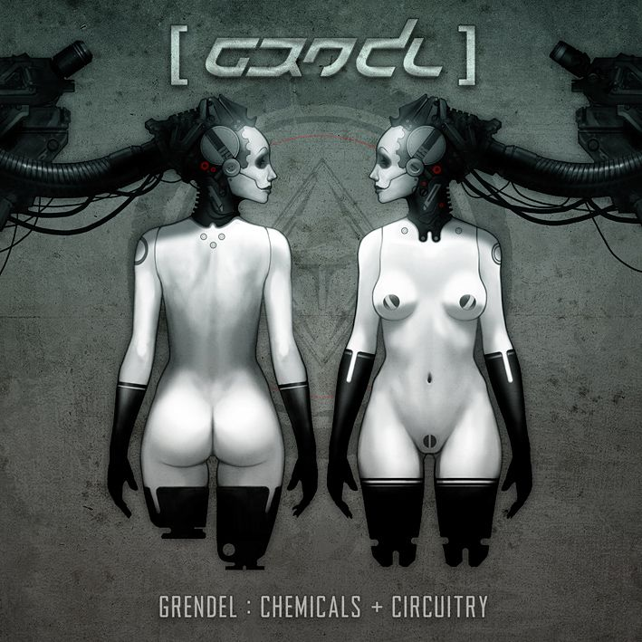 GRENDEL EP Cover by torvenius