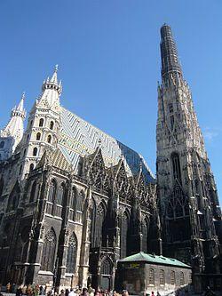 Suisse, Vienne, Stephansdom