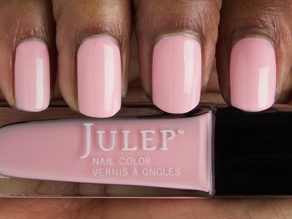 Julep MarthaPink Crème, Mint Julep Polish, Julep Wishlist, Julep Stash, Nails Colors, Polo Pink, Julep Nails, Julep Martha, Nails Polish