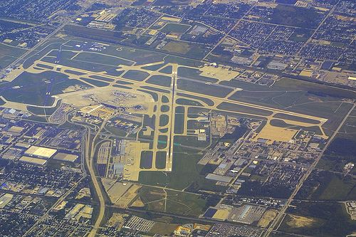 Milwaukee - General Billy Mitchell International Airport (MKE)