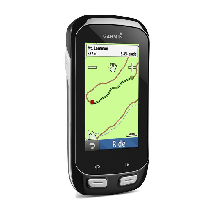 GPS Garmin Edge 1000: 400 € (wiggle.es)