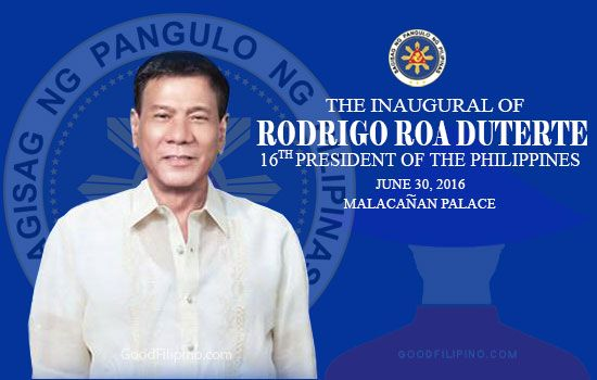 Inauguration of Duterte Live Stream — 6.30.2016 , ABS-CBN 2 Kapamilya , Featured , GMA 7 Kapuso , Inaugural Speech , Inaugurtaion of Duterte , June 30 , Live Stream , Live Streaming , New President , President Rodrigo Duterte , Thursday , TV 5 Kapatid — Tambayan Replay