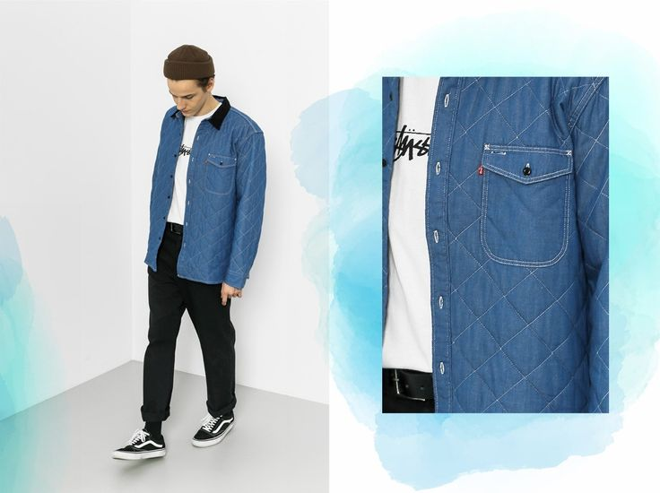 Outfit 7 - Levi's / Stussy / Vans / Volcom / Element
