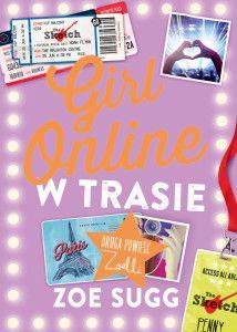 """Kończąc czytanie """"Girl Online"""" naprawdę nie spodziewałam się, że już za kilka miesięcy będę mogła poznać dalsze losy Penny i Noah, ba, w ogóle nie miałam pojęcie, że kiedykolwiek wyjdzie jej kontynuacja."""