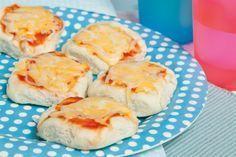 Para hacer jugando: Pizzetas caseras - Cocina y Recetas - lanacion.com