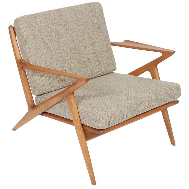 Danish z chair for Poul jensen z chair