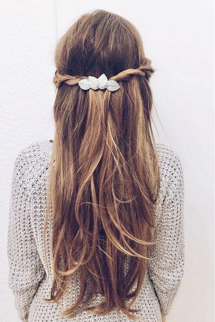 Du träumst von langen Haaren? DIESE vier Fehler vermindern das Haarwachstum! Wenn du nur einen dieser Fehler begehst, verlangsamt sich das Haarwachstum. Lange Haare im brünett blond Balayage Look. Blonde Strähnen in braunem Haar  #haare #hair #hairstyle #balayage #ombré #langehaare #longhair