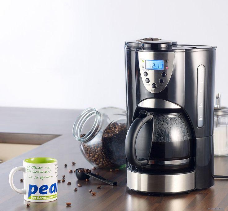 Ekspres ze zintegrowanym młynkiem zapewni codziennie rano świeżo zmieloną kawę.  #kawa #ekspres #hit