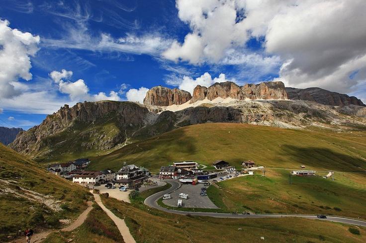 Passo Pordoi - Dolomiti Val di Fassa