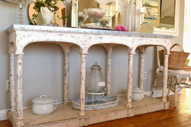 Coronado Garage sale | White Ironstone Cottage