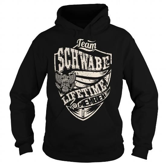 I Love Last Name, Surname Tshirts - Team SCHWABE Lifetime Member Eagle Shirts & Tees