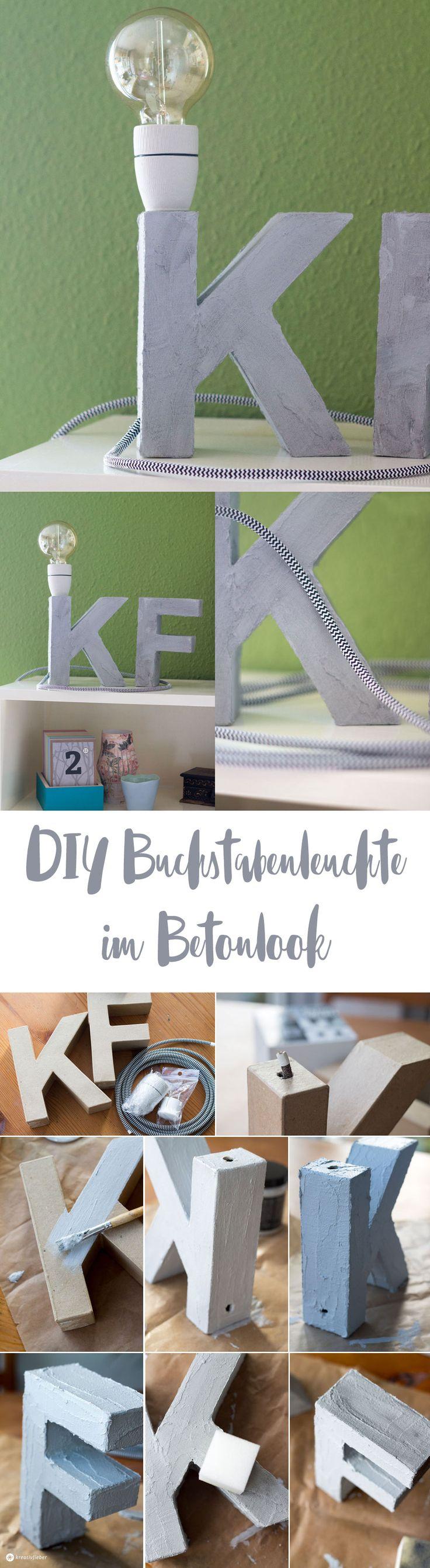 Einzigartig Beton Deko Selber Machen Anleitung Design