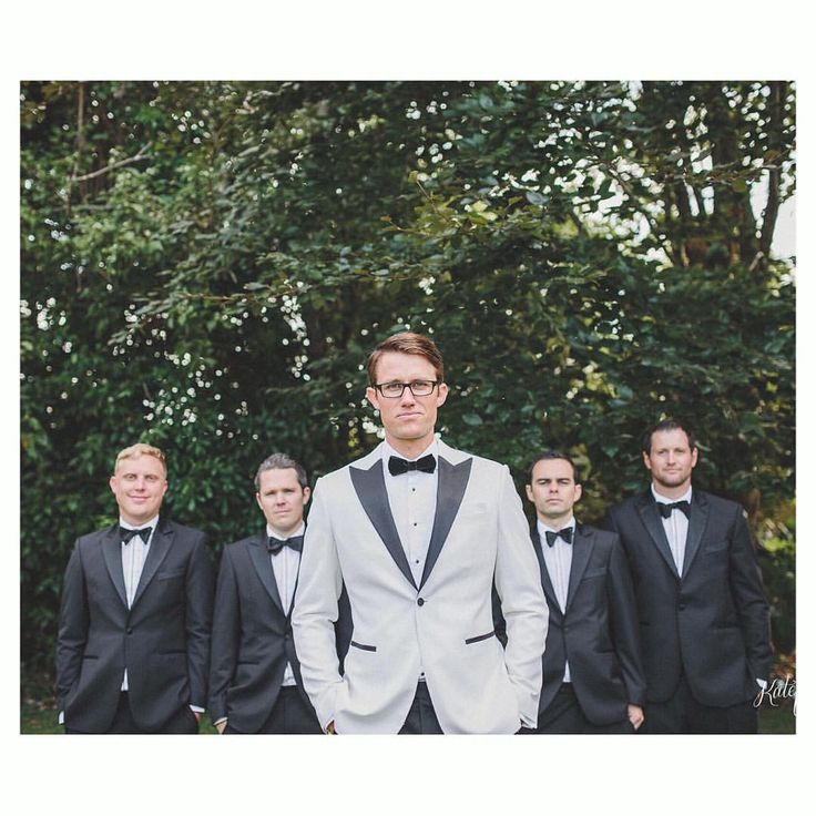 "Working Style on Instagram: ""Pete and his groomsmen all #WearingWorkingStyle More photos on our journal ->link in bio #workingstylenz #menswear #wedding #suit #suits #dinnersuit #blacktie #tuxedo #squad #fashion #tailored  - Kate Wark"""
