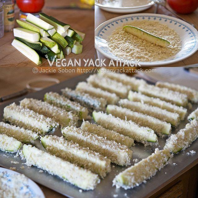 Baked zucchini sticksBaked Zucchini, Dairy Free, Spicy Queso, Vegan Baking, Gluten Free, Art Nailart, Art Opi, Gliter Nailart, Baking Zucchini Sticks