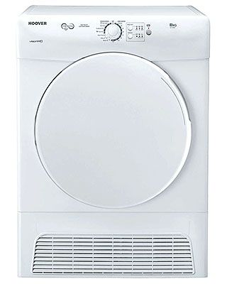 Amazing bargain! This brand new condenser tumble dryer is finished in pure white, features energy saving reserve action and sensor drying. 5 years parts, 1 year and labour warranty. The oversized drum is ideal for a large family.