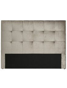Luca Julian Velvet Headboard, Queen product photo