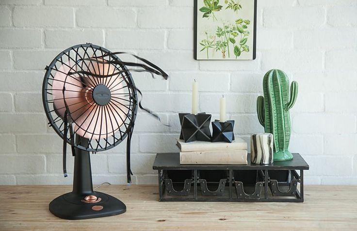 Vorher - nachher: ein Upgrade für Ihren Ventilator