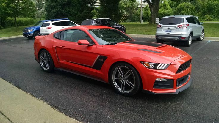 2015 Roush Stage 3 Mustang GT