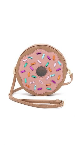 Patricia Chang Donut Cross Body Bag