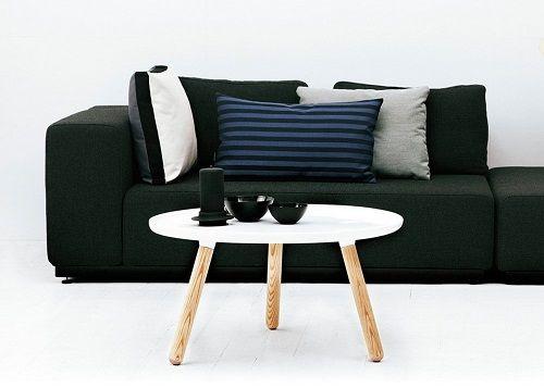 Die besten 25+ schwarz weiß Dekoration Ideen auf Pinterest - wohnzimmermobel weis
