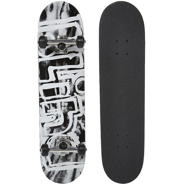 Blind Heady 7.6 Complete Skateboard ($77) ❤ liked on Polyvore featuring skateboards, accessories, misc, skate and tie dye smoke
