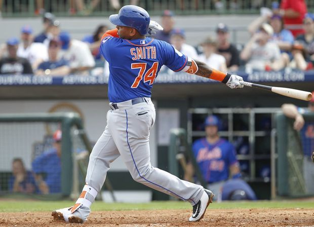 Here's when Mets could call up top prospect Dominic Smith - NJ.com