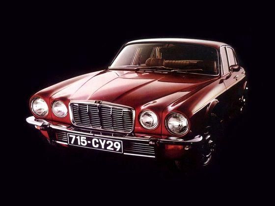 Jaguar XJ6 (Series II) (1973 – 1979).