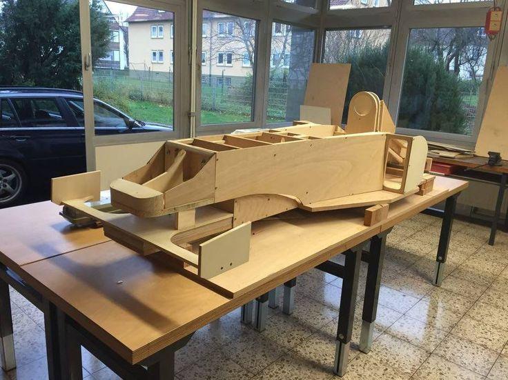 Baupläne für Seifenkisten / Plans for Soapboxes / Plans de construction caisse à savon