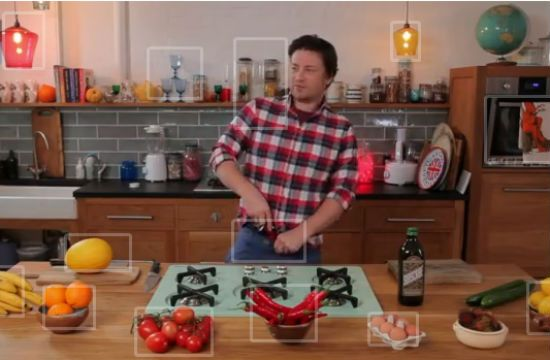 Jamie oliver sticks a chili pepper down his pants food t for Jamie oliver style kitchen design