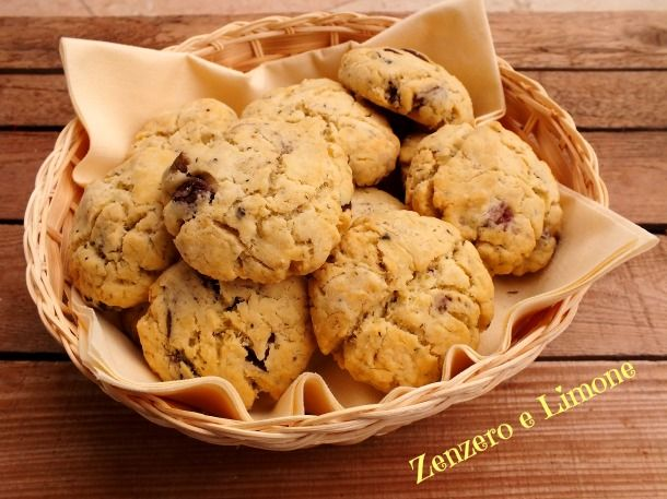 Cookies salati - ricetta sfiziosa