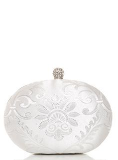 Jacquard Oval Clutch from Dorothy Perkins £19,00