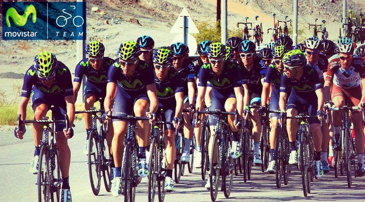 Team MOVISTAR║PRO CYCLING