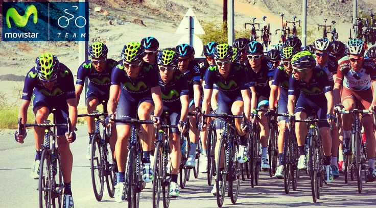 Team MOVISTAR║PRO CYCLING