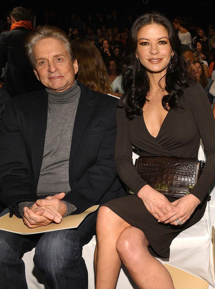 Michael Douglas and Catherine Zeta-Jones