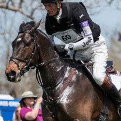 William Fox-Pitt and Bay My Hero Lead After Wild Day at Rolex - Eventing Nation