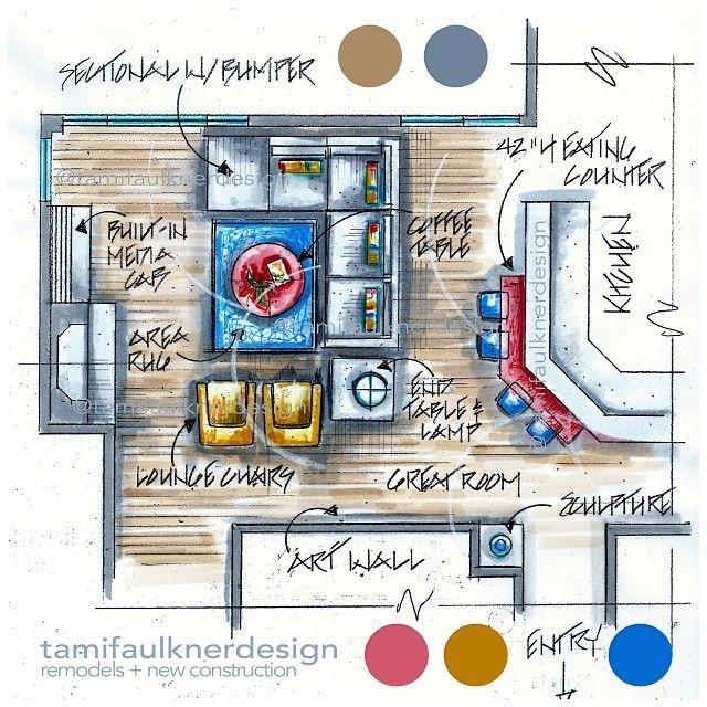 #interiordesign #interior #floorplan #interiordesigner #interiordesignstudent…
