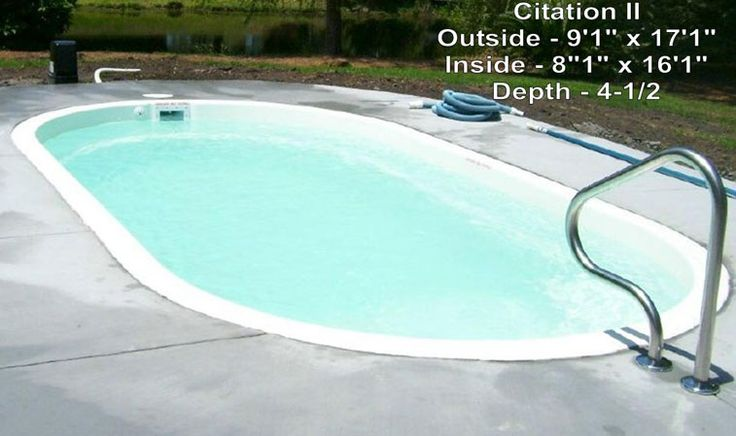 17 Best Images About Inground Pools On Pinterest Stone