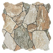 A Textural Ceramic Tile That Looks Like Rock Aruba Mix 13 X In