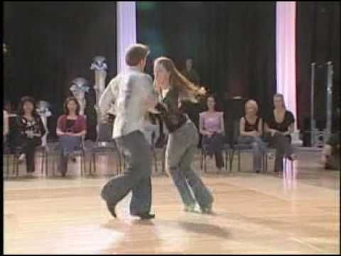 This is my favorite West Coast Swing video - I want to dance like this!